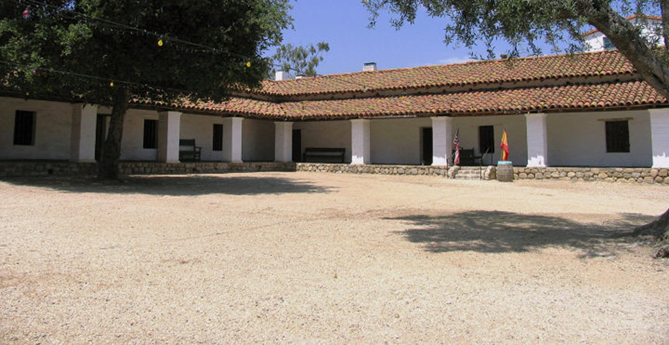 Casa de la Guerra is one of the historic structures being preserved in Santa Barbara