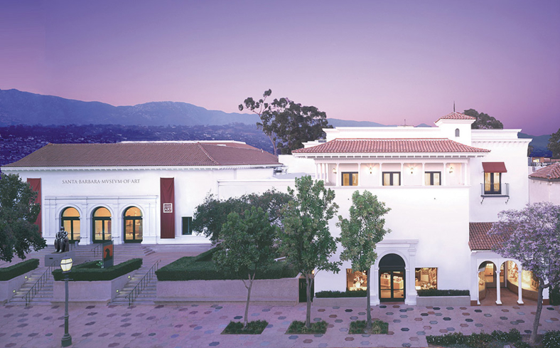 View more than 27,000 art works at the Santa Barbara Museum of Art