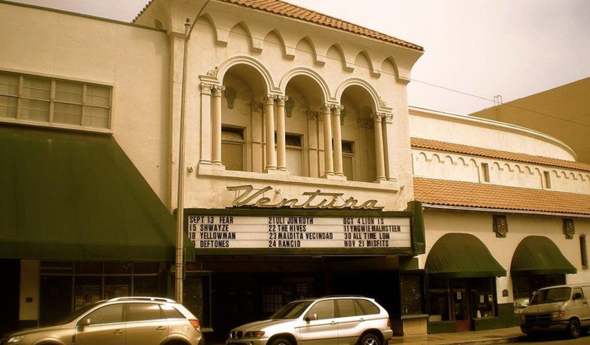 The Majestic Ventura Theater made its debut in 1928