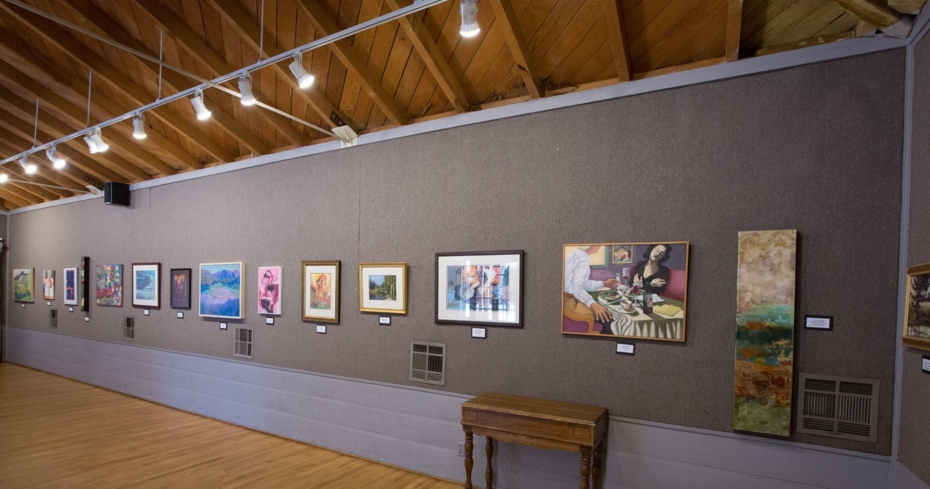 An exhibit at The Ojai Art Center