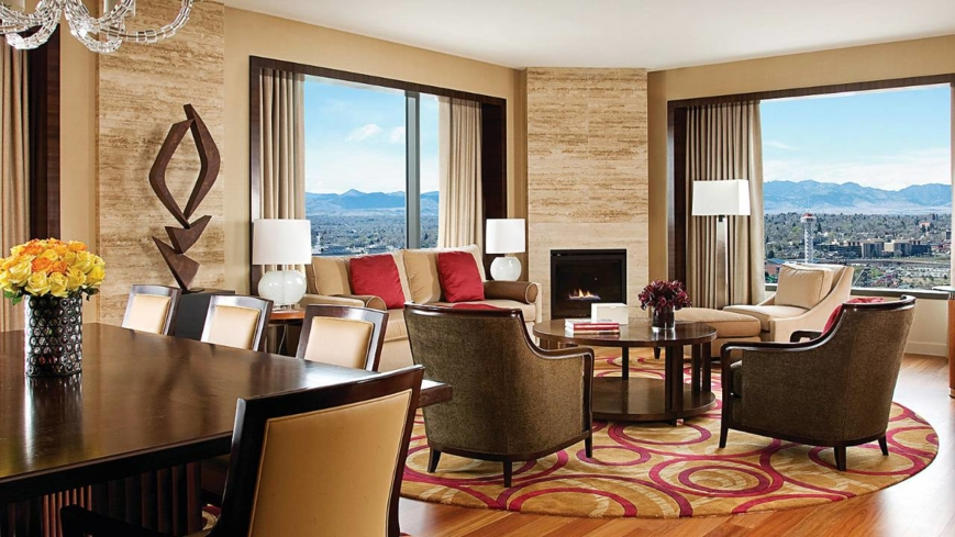 The Premier One-Bedroom Suite at Four Seasons Hotel Denver