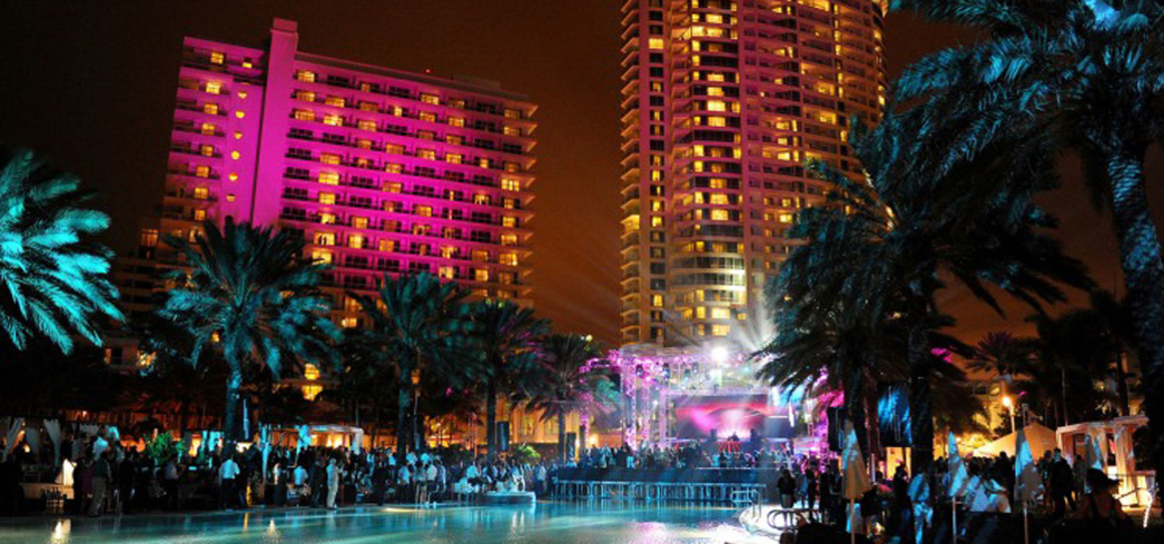 It'll be a night you'll never forget with Fontainebleau Miami Beach's NYE VIP Experience