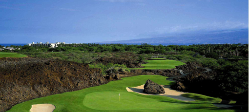 Mauna Lani North Course, one of GAYOT's Top 10 Golf Courses in Hawaii