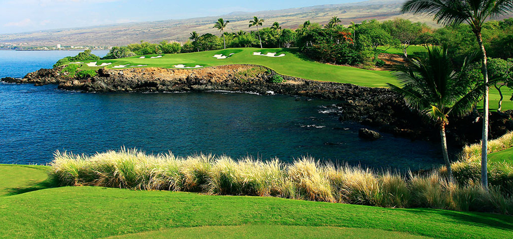 Mauna Kea Golf Course opened in 1964