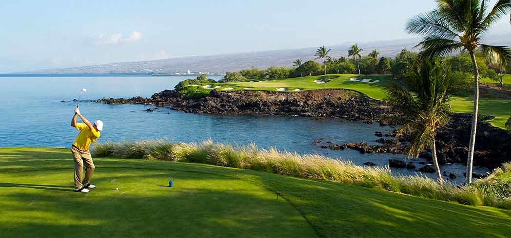 Mauna Kea Golf Course in Kohala, Hawaii, opened in 1964