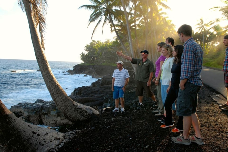 Nui Pohaku Adventure Tours offers guided hikes and bike tours to Kilauea
