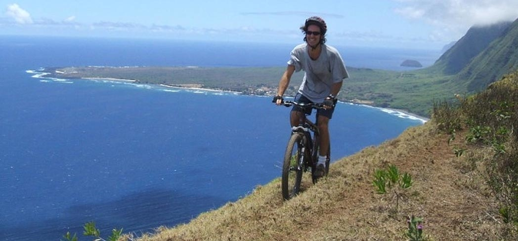 Go on a bicycle tour of Molokai
