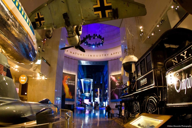 A look inside the Museum of Science & Industry