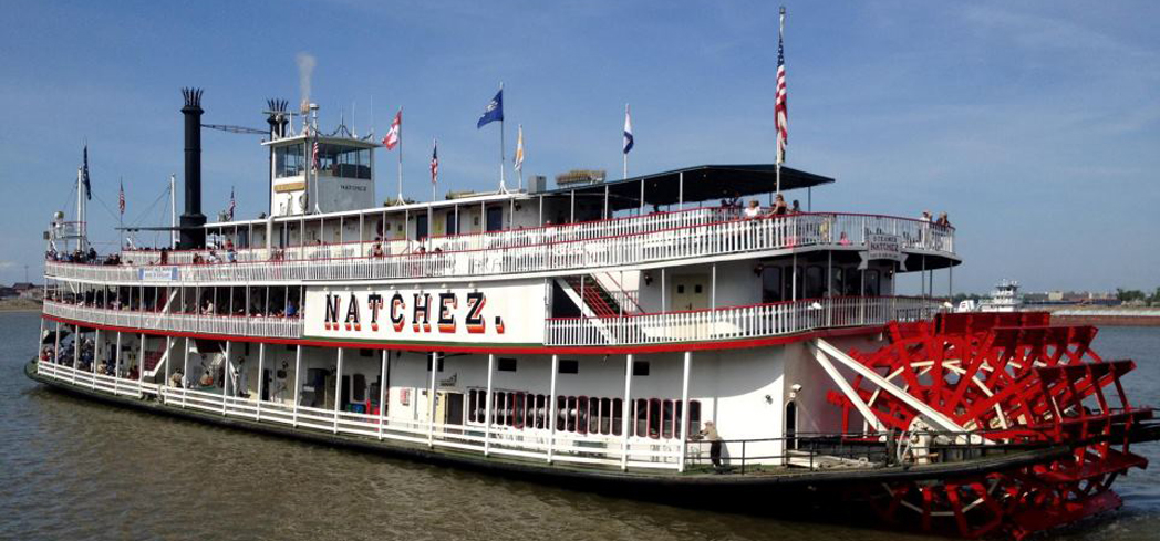 Don't miss the chance to sail on the city's one and only authentic steamboat