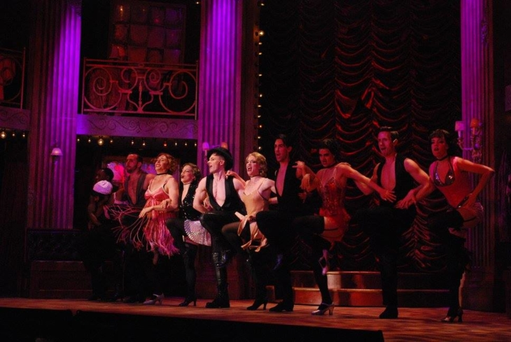 The Cape Playhouse features Cabaret
