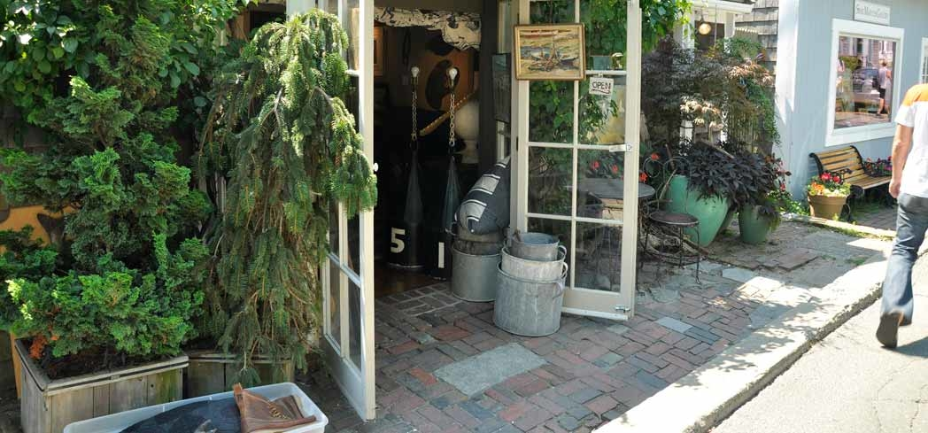One of the shops along Commercial Street in Provincetown