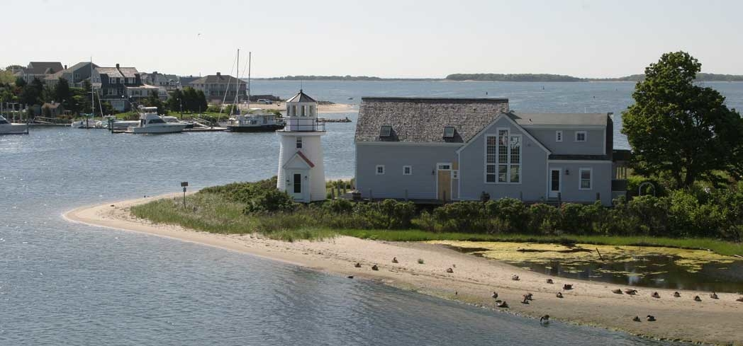 See Hyannis during a tour with MV Liberty