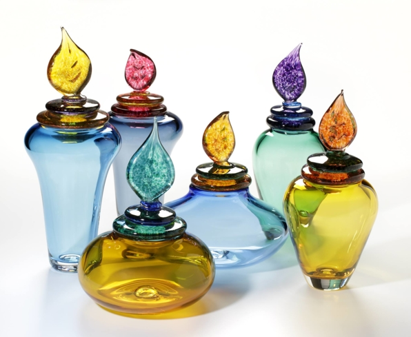 Witness glass transform into beautiful objects at the Sandwich Glass Museum in Cape Cod
