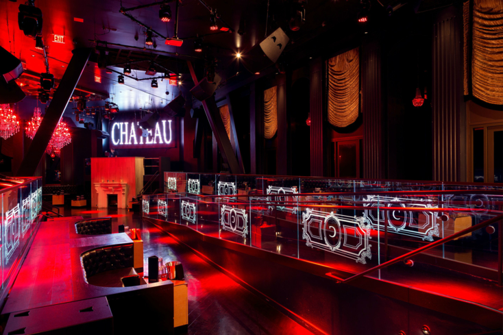 Dance the night away at Chateau Nightclub & Rooftop at Paris Las Vegas.