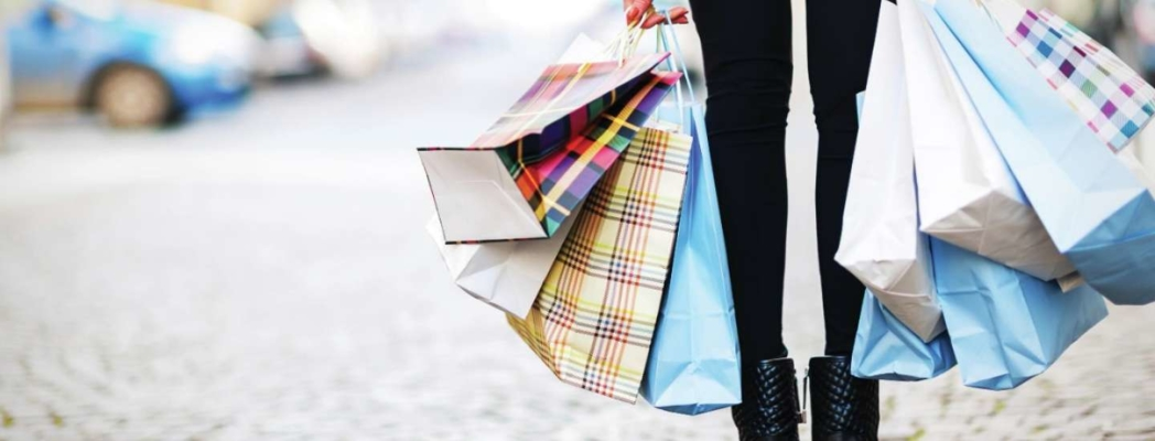 Get some retail therapy at The Shoppes at Mandalay Place