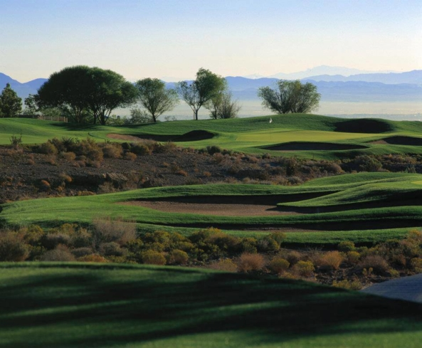Tee off at TPC (Tournament Players Club) Las Vegas