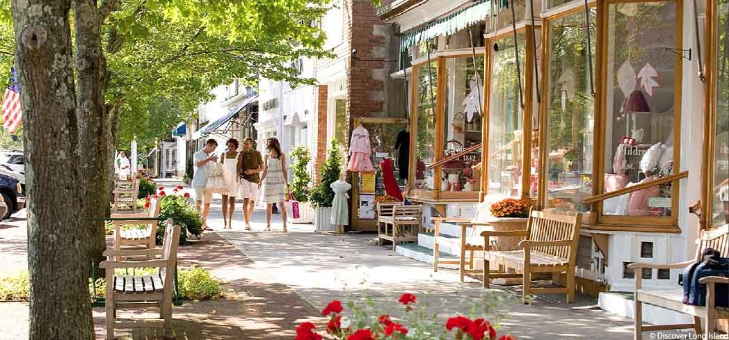Discover the best places to shop in the Hamptons