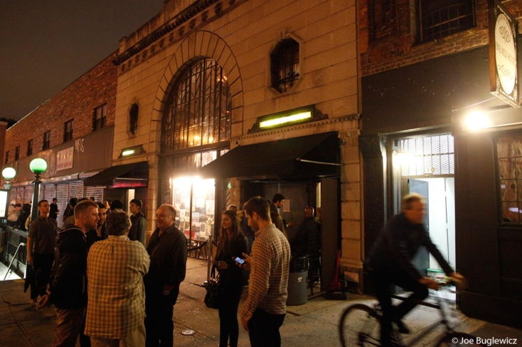 The Bowery Ballroom might be one site you'll see during the walking tour
