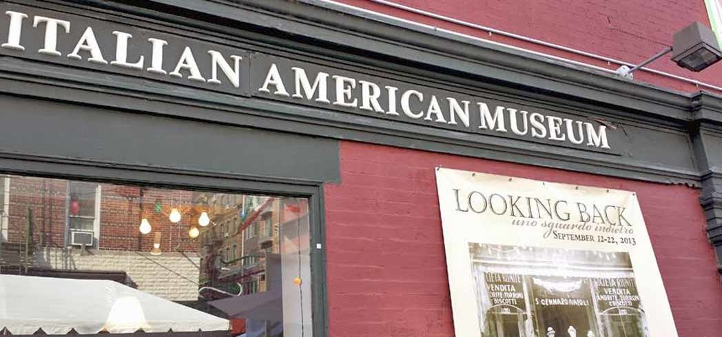 The exterior of the Italian American Museum