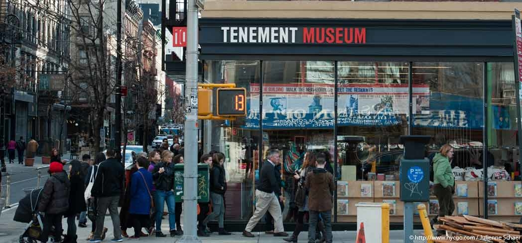 The Tenement Museum in New York City