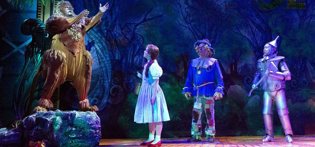 The Wizard of Oz at Walnut Street Theatre