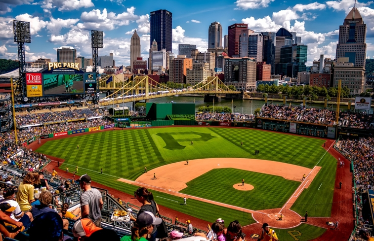 PNC Park in Pittsburgh, Pennsylvania