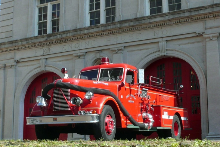 Learn the history behind the Fire Museum of Memphis