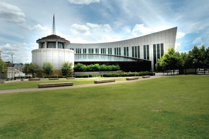 The Country Music Hall of Fame and Museum in Nashville