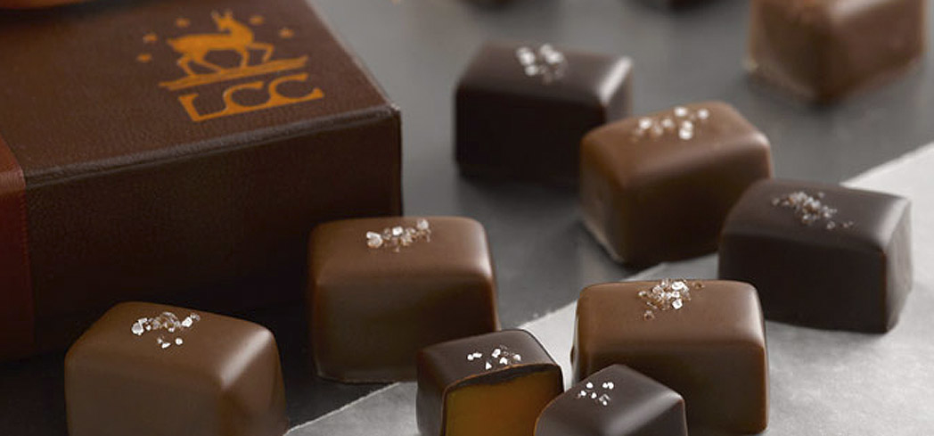 Indulge your sweet tooth with Lake Champlain Chocolates