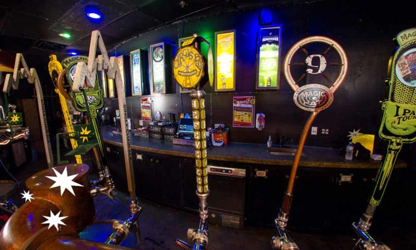 Check out What's On Tap at Magic Hat Brewery