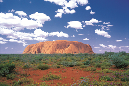 The Alice Springs excursion