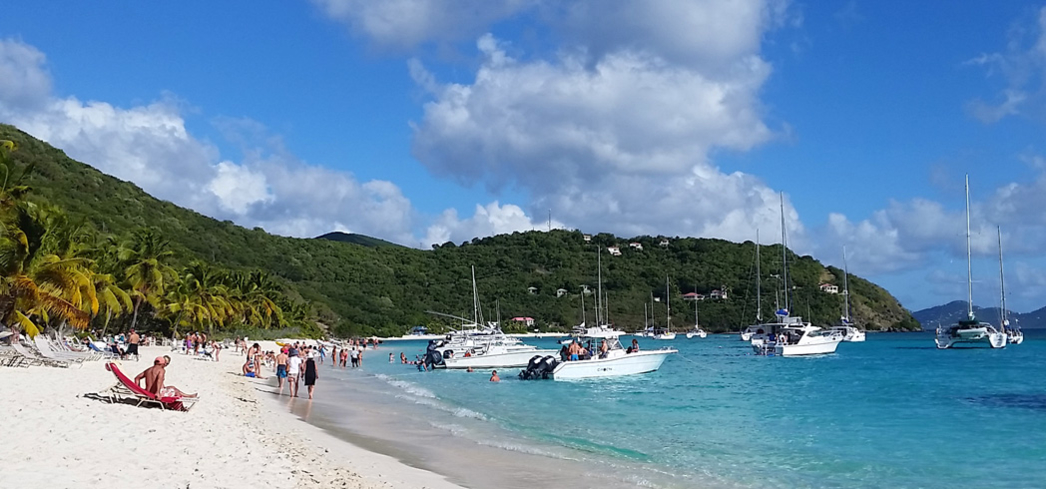 Ring in the New Year island-style on Jost Van dyke