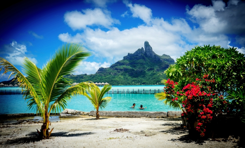 Bora Bora, one of GAYOT's Top 10 Romantic Destinations in the World