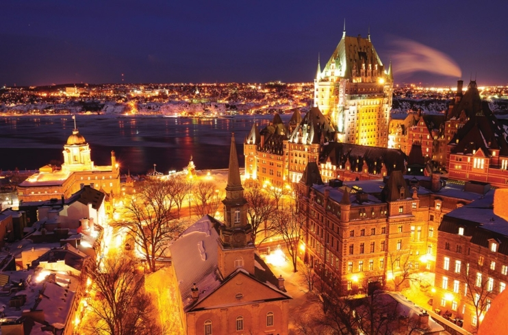 Discover Québec City with your loved one