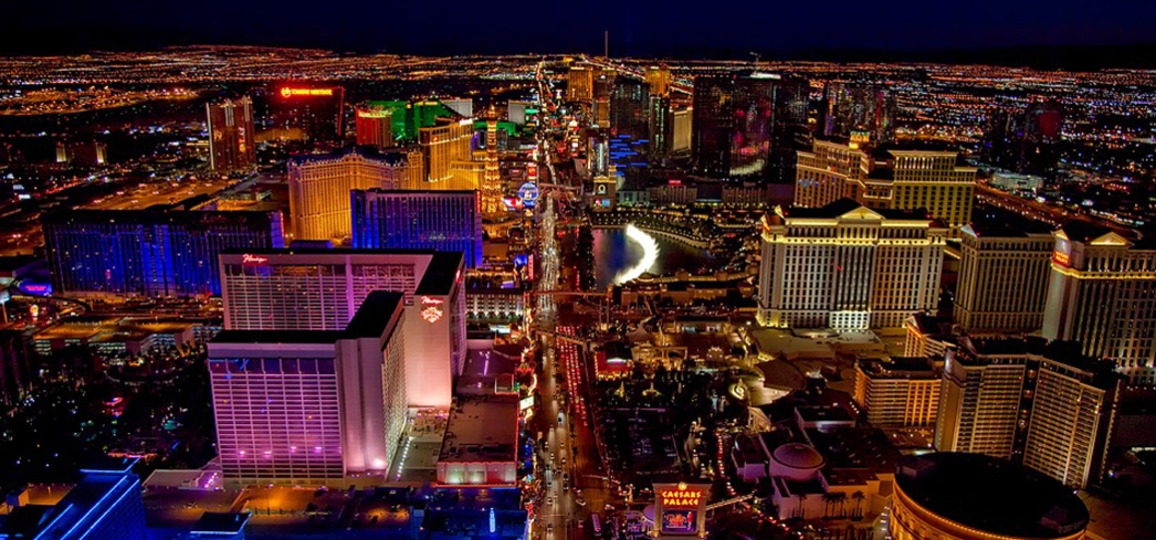 Party it up at the hottest places in Las Vegas for New Year's Eve