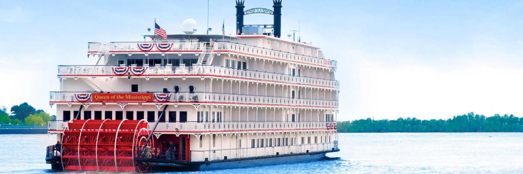 American Cruise Line's Queen of the Mississippi