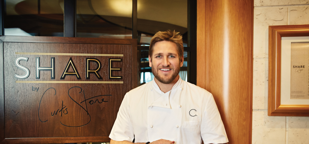 Curtis Stone Share Restaurant