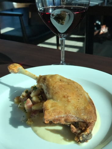 SHARE by Curtis Stone: duck leg confit