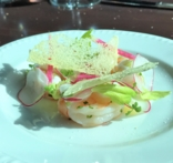 SHARE by Curtis Stone: lemon poached prawns