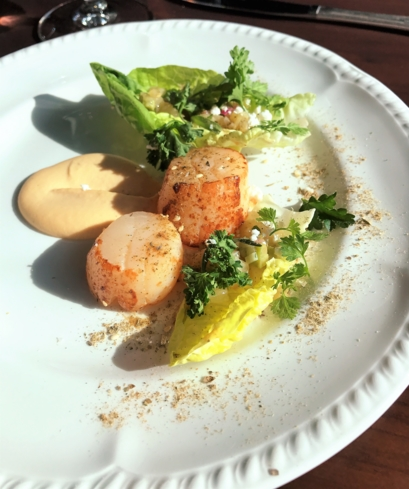 SHARE by Curtis Stone: day boat scallops