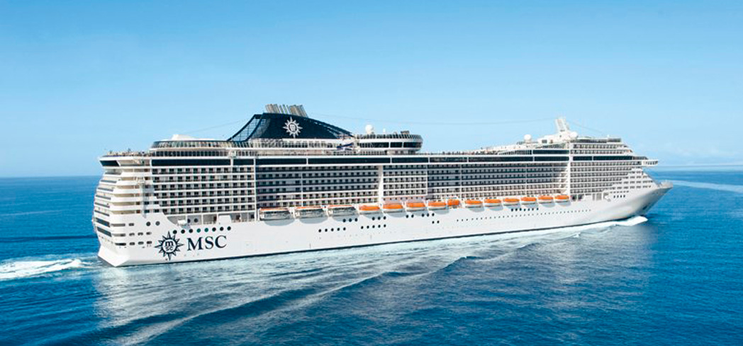 MSC Cruises boast warm Italian hospitality and classic European design