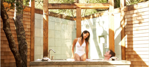 The Auberge Spa at Calistoga Ranch, one of GAYOT's Top 10 Romantic Spas in the World