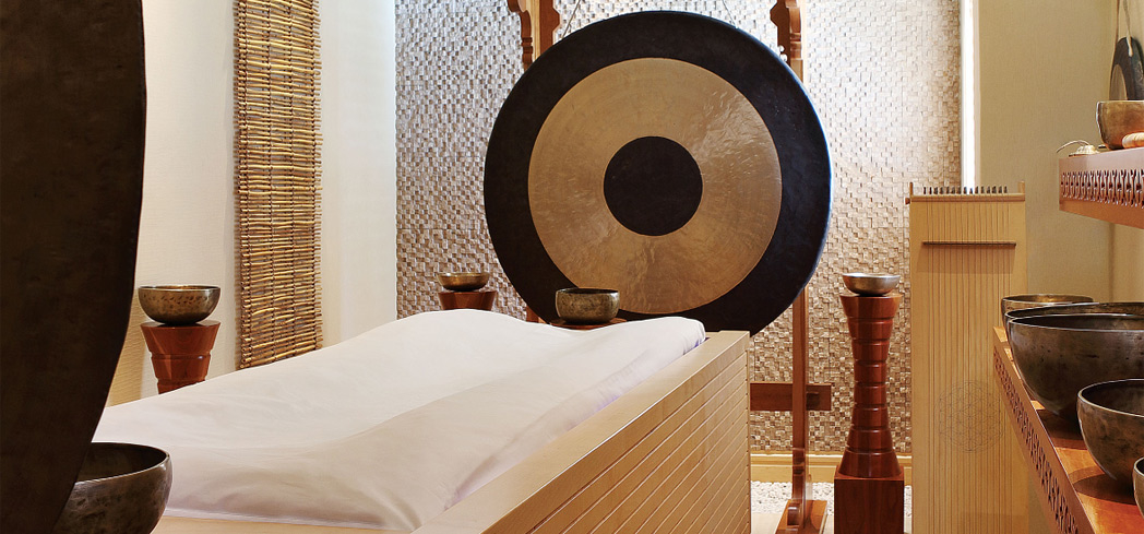 Experience Sound Therapy at the Saxon Spa and Studio