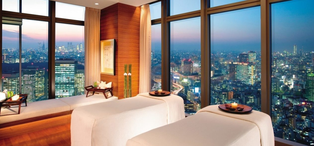 The Harmony Suite at the Spa at Mandarin Oriental, Tokyo