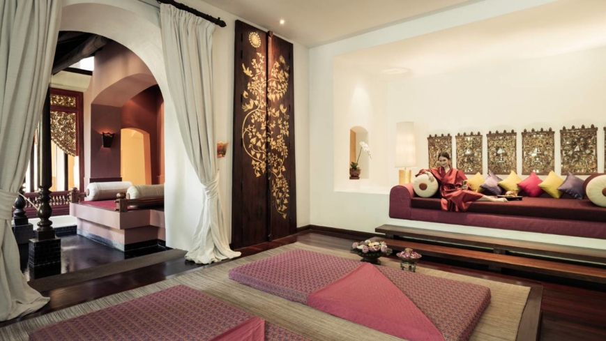 Rejuvenate at the Spa at Four Seasons Resort Chiang Mai
