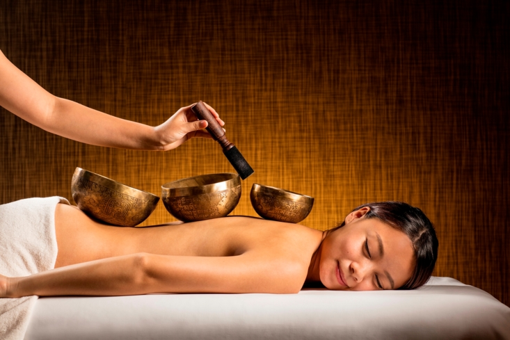 Relieve tension and rid yourself of stress at Tria Spa at MGM Macau
