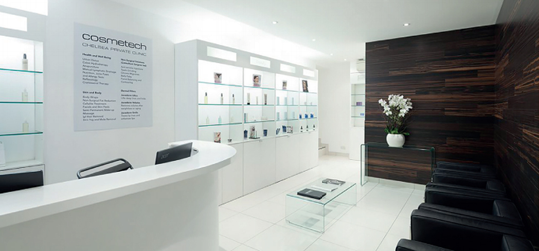 A peek inside Chelsea Private Clinic