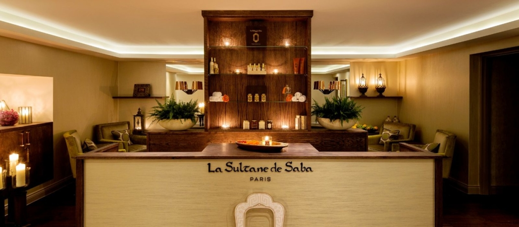 La Sultane de Saba spa at Taj 51 Buckingham Gate