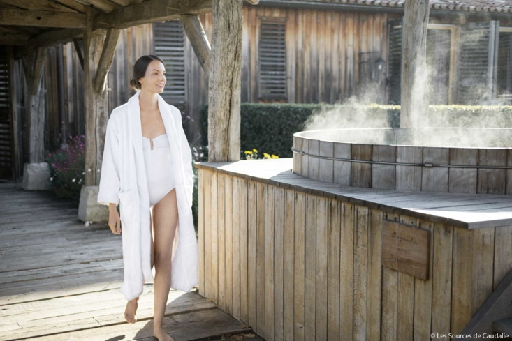 Rejuvenate from head to toe at Caudalie's Vinotherapie Spa