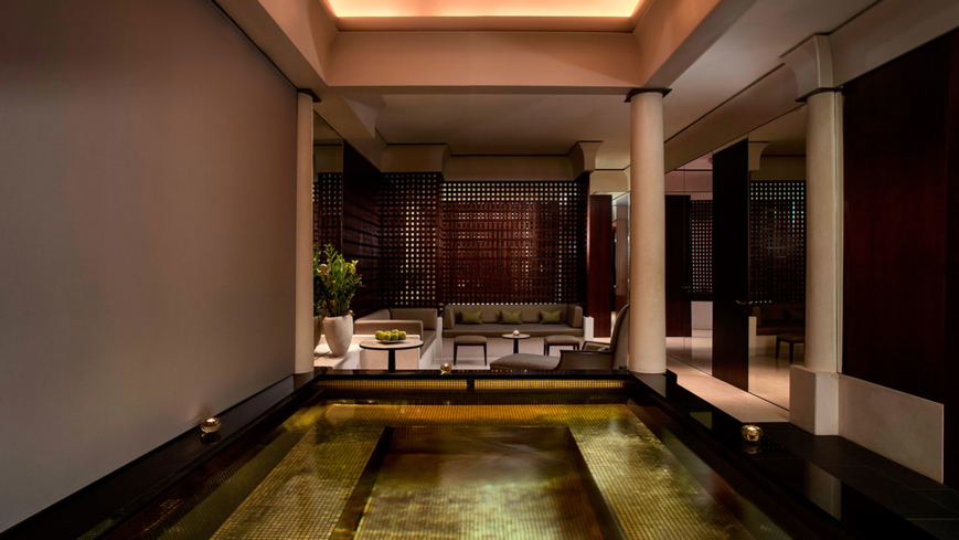 Experience luxurious treatments at Le Spa Paris inside Park Hyatt Paris-Vendôme